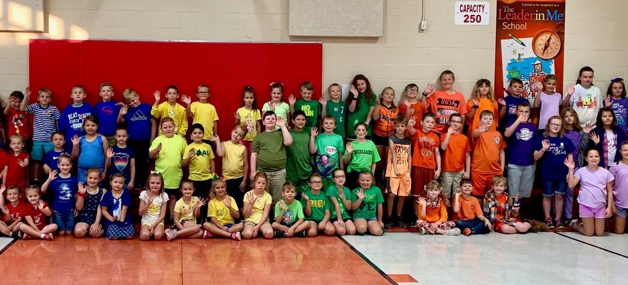 AES Color Out Day